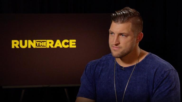 "Flicks: Tim Tebow for ""Run the Race"""