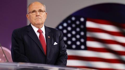 PBS NewsHour -- Rudy Giuliani's long history as a Trump friend and associate