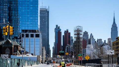American skyscrapers face uncertain future amid coronavirus
