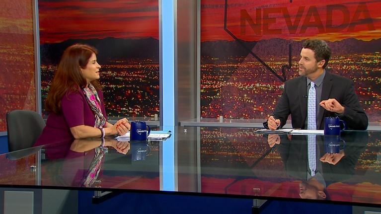 Nevada Week: A Conversation with Henderson Mayor Debra March