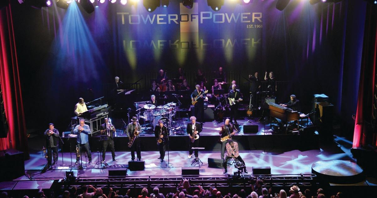 Tower of Power: 50 Years of Funk and Soul | PBS
