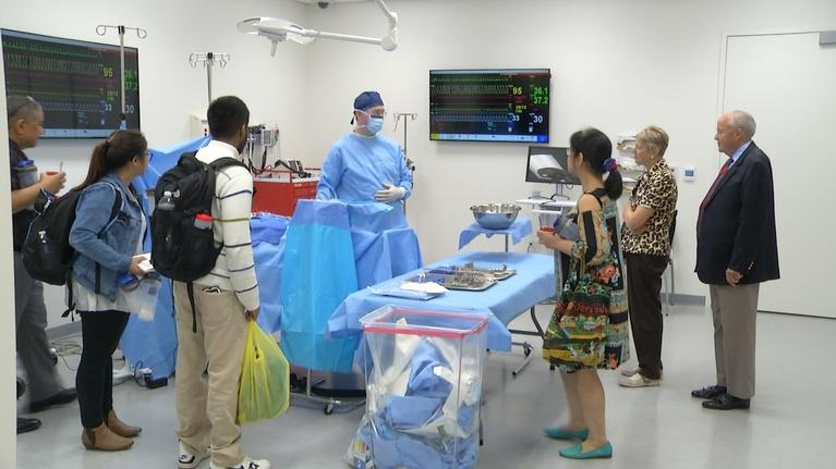 NJTV News: The state's newest med school opens health science campus