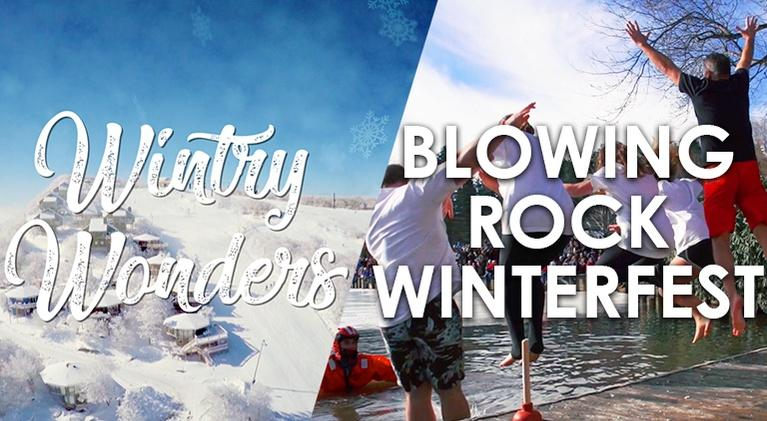 NC Weekend: Wintry Wonders: Blowing Rock Winterfest