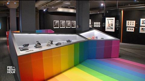 PBS NewsHour -- How Polaroid pioneered the instant photography revolution