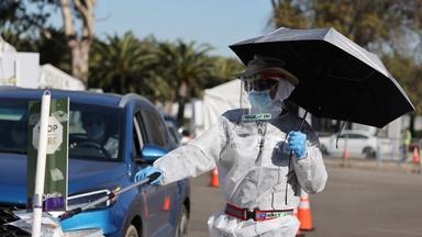 California in lockdown amid a resurgent coronavirus
