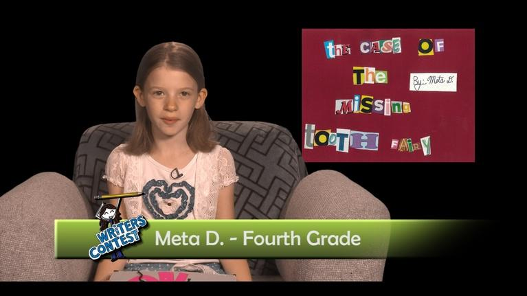 NHPBS Kids Writers Contest: The Case of the Missing Tooth Fairy