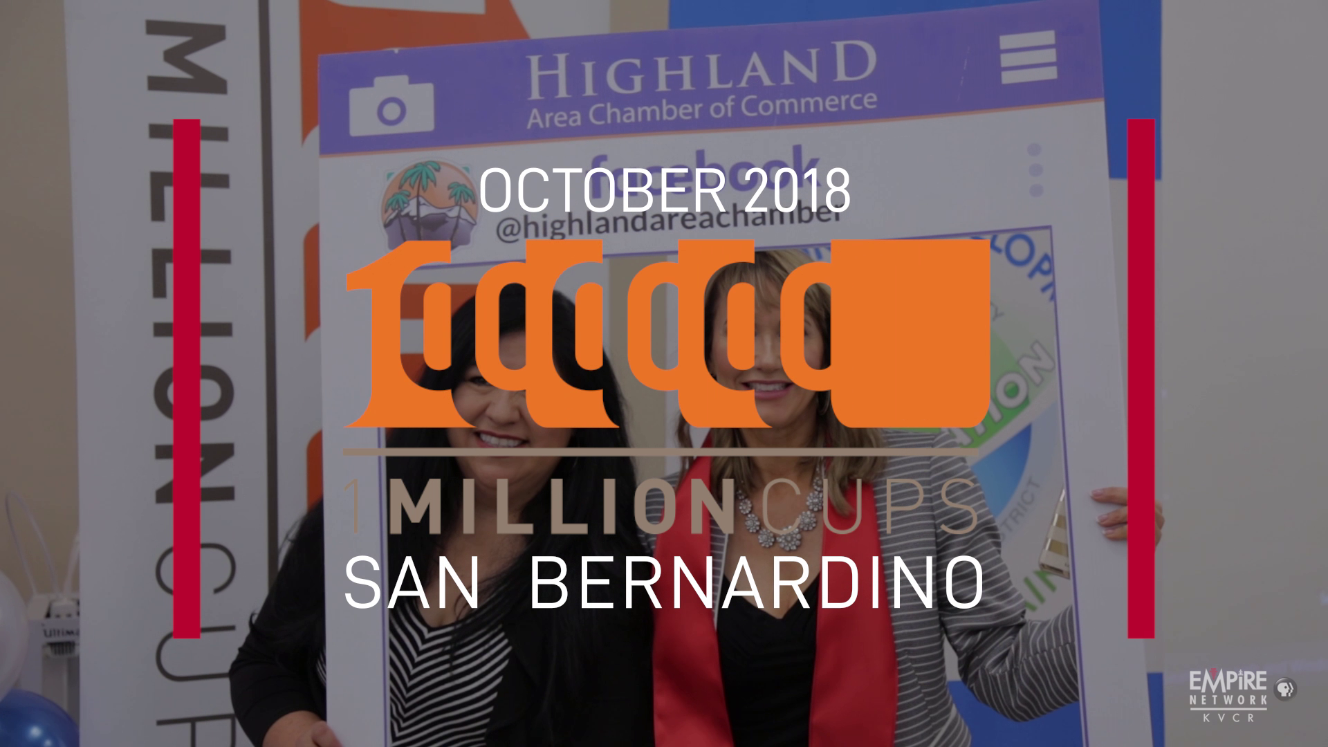 One Million Cups October 2018