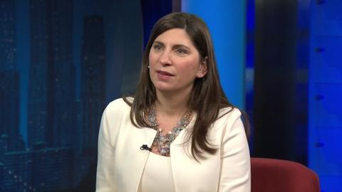 Stacey Cunningham, President of the New York Stock Exchange