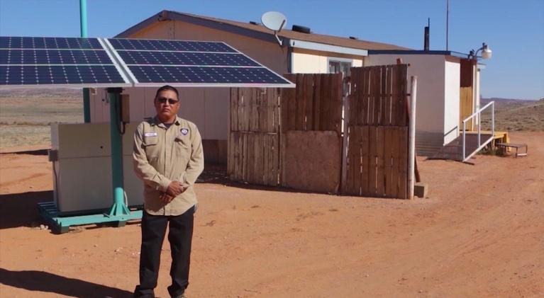 Arizona Horizon: Chasing the Dream: Bringing Power to Navajo Nation