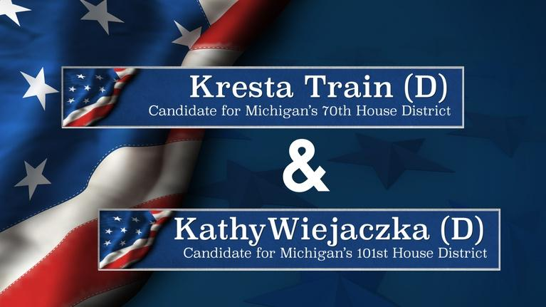 Meet the Candidates on CMU Public Television: Meet the Candidates: Train (D-70) and Wiejaczkz (D-101)