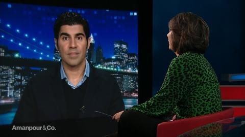 Amanpour and Company -- Author Parag Khanna on How the West Views Asia