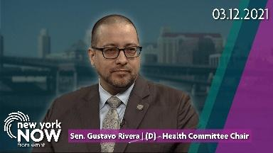 Senator Gustavo Rivera on New York Nursing Homes
