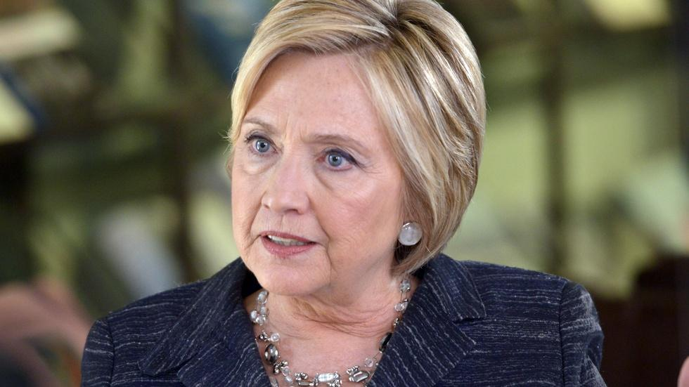 Clinton on losing Wisconsin, getting universal health care image