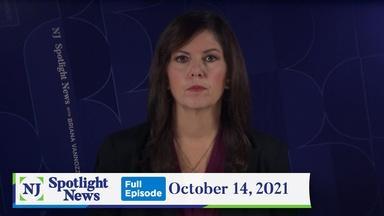 NJ Spotlight News: October 14, 2021