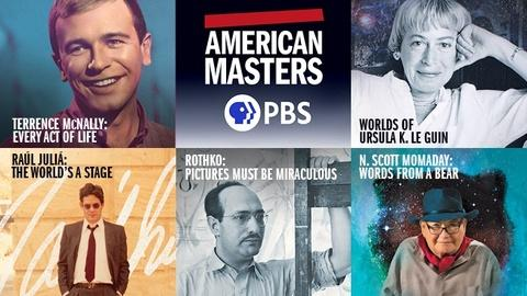 American Masters -- American Masters has been nominated for an Emmy®!