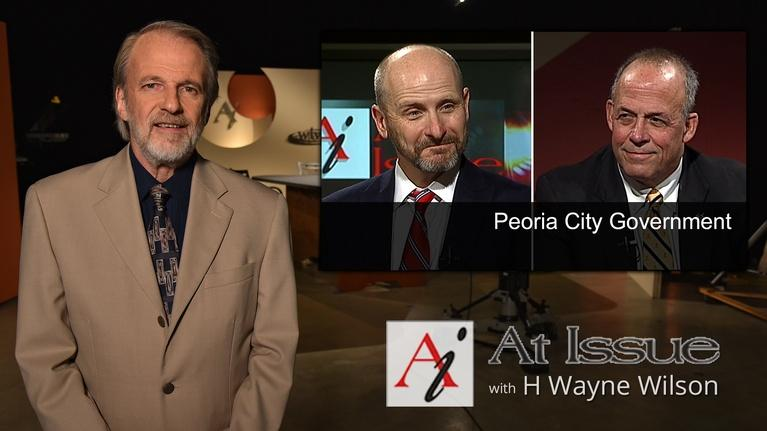 At Issue: S32 E28: Peoria City Government