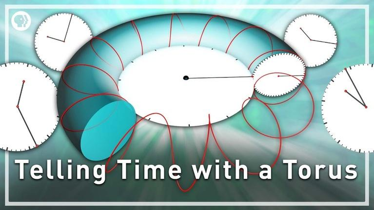 Infinite Series: Telling Time on a Torus