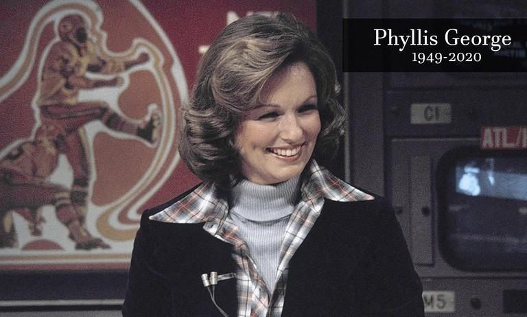 Phyllis George Memorial