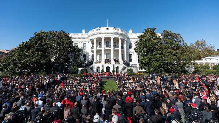 Washington Week: Washington Week Extra for Nov. 8, 2019