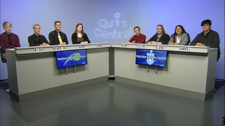 Quiz Central: Northern Michigan Christian vs. Manistee Catholic Central