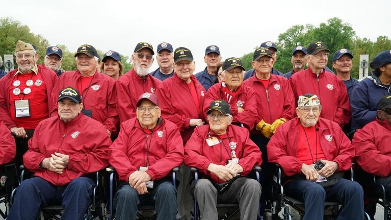 ValleyPBS Stories of Service: Stories of Service: Central Valley Honor Flight
