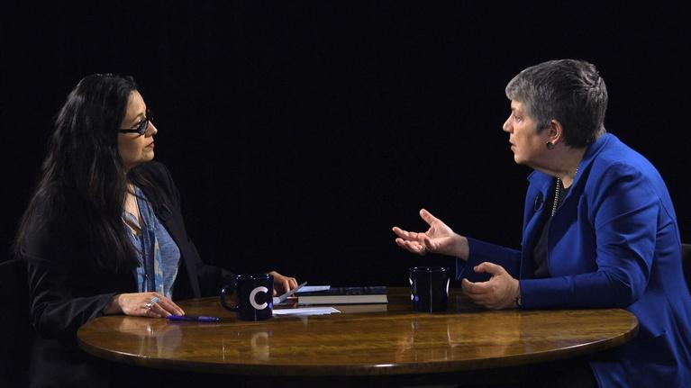 Crosscut Now Studio Sessions: Janet Napolitano