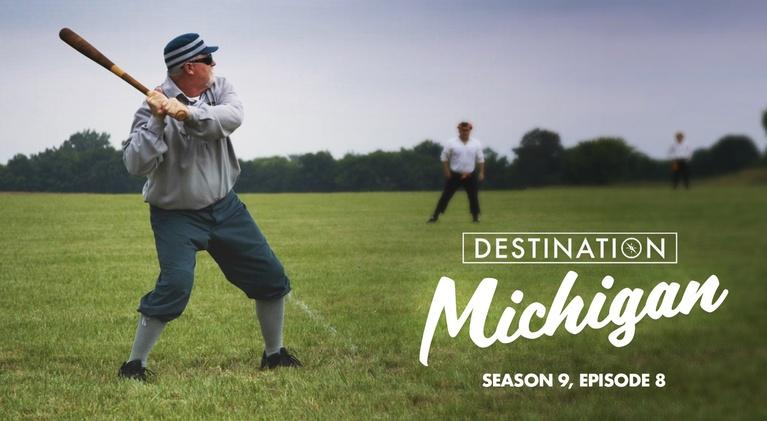 Destination Michigan: Season 9, Episode 8