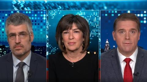 Amanpour and Company -- Experts Analyze McConnell's Role in the Impeachment Trial