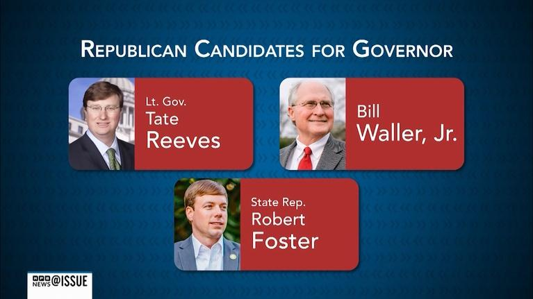 @ISSUE: Meet the Candidates: Republican Governor's Race