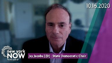 State Democratic Chair Jay Jacobs on Reaching Voters