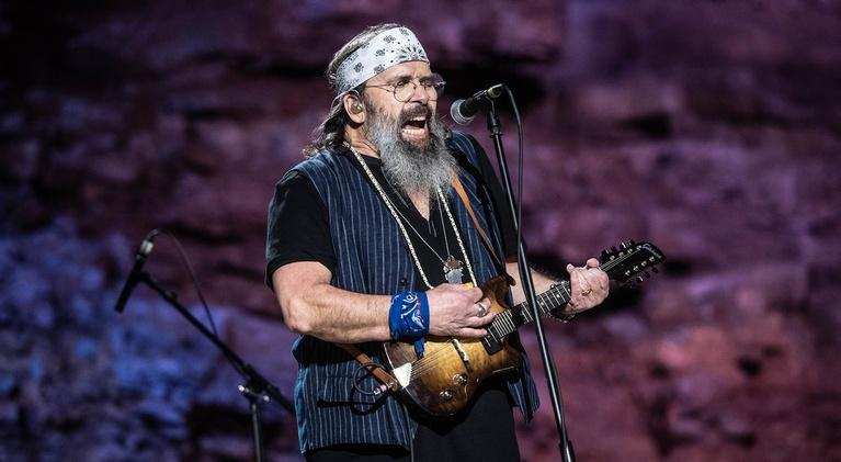 Bluegrass Underground: Steve Earle and The Dukes