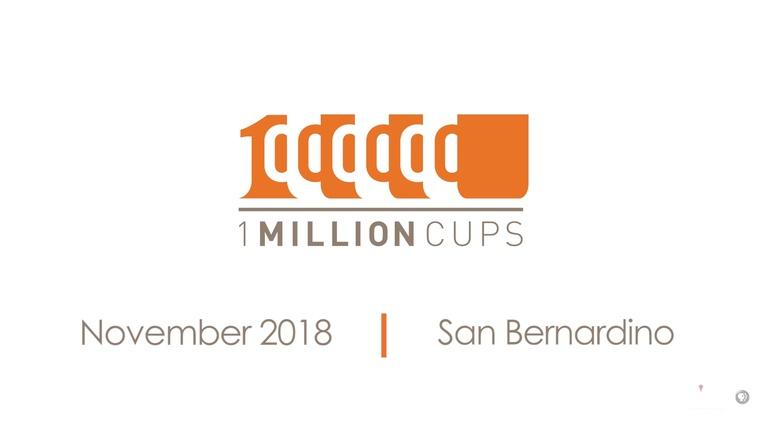State of the Empire: One Million Cups November 2018