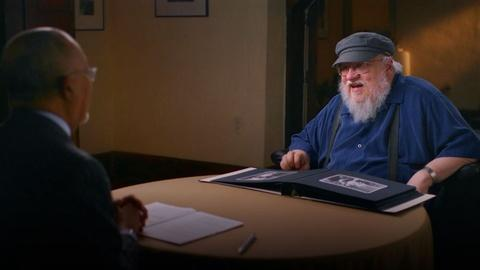 Finding Your Roots -- George R. R. Martin | My Grandmother