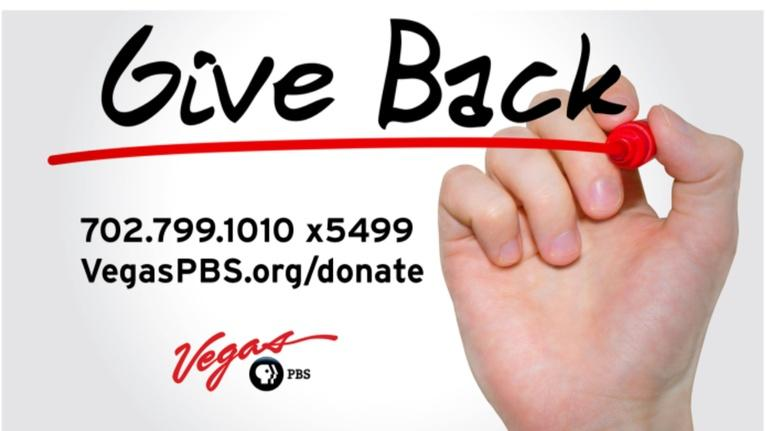 Vegas PBS: A Message from Kim Walker, Vegas PBS Planned Giving Council