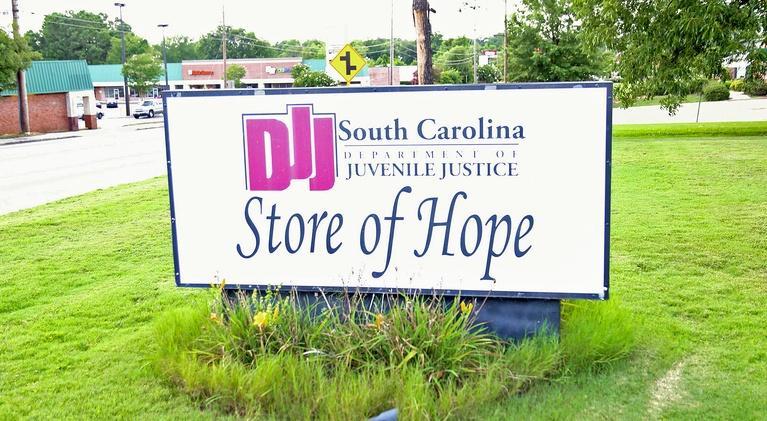 Palmetto Scene: Possibilities Institute and Store of Hope