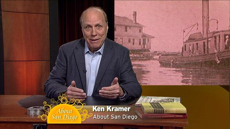 Ken Kramer's About San Diego: Episode 73 - Thursday, February 8