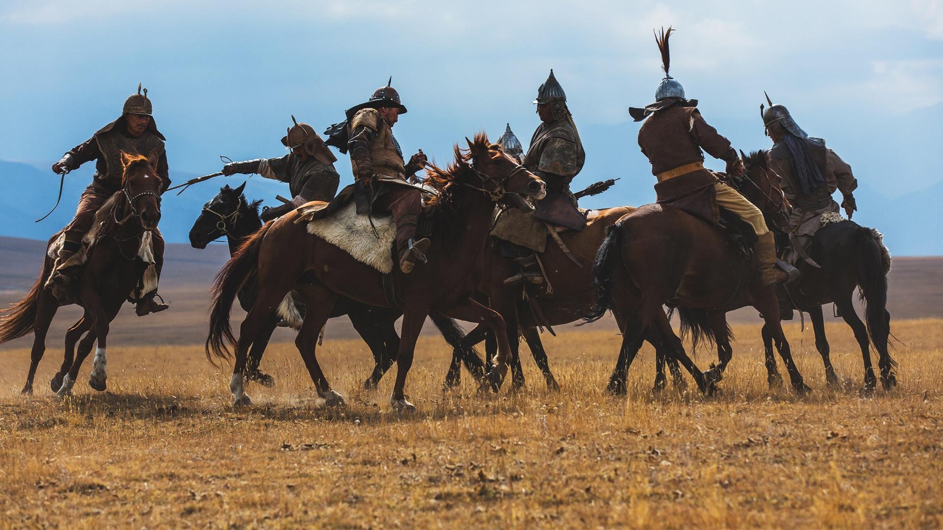 First Horse Warriors Nova Pbs