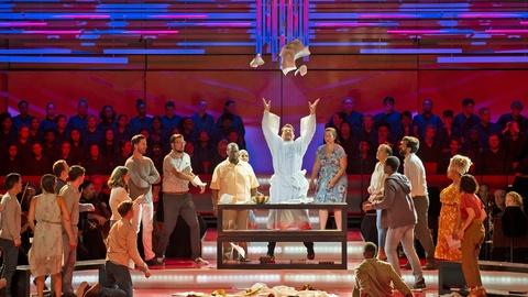 S47 E22: Leonard Bernstein Mass
