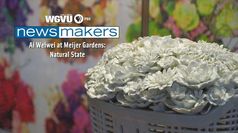 NewsMakers: Ai Weiwei at Meijer Gardens: Natural State