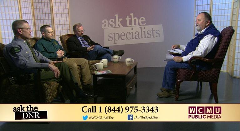 Ask The Specialists: Ask the DNR Spring Special