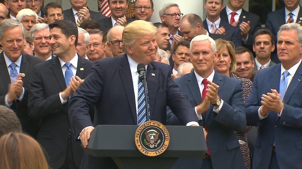 Republicans revive health care reform image
