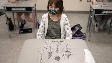 News Wrap: Vaccinated teachers, students can ditch masks