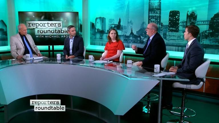 Reporters Roundtable: Budget Standoff
