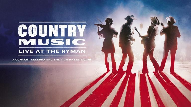 WXEL Presents: Country Music: Live at The Ryman