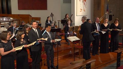 S38 E6: The Dryden Ensemble: St. John Passion