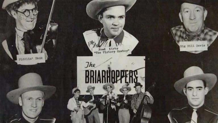 Country in the Carolinas: Country in the Carolinas - The Briarhoppers
