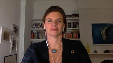"Mariana Mazzucato: How the Economy Can ""Build Back Better"""