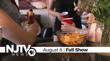 NJTV News: August 6, 2020