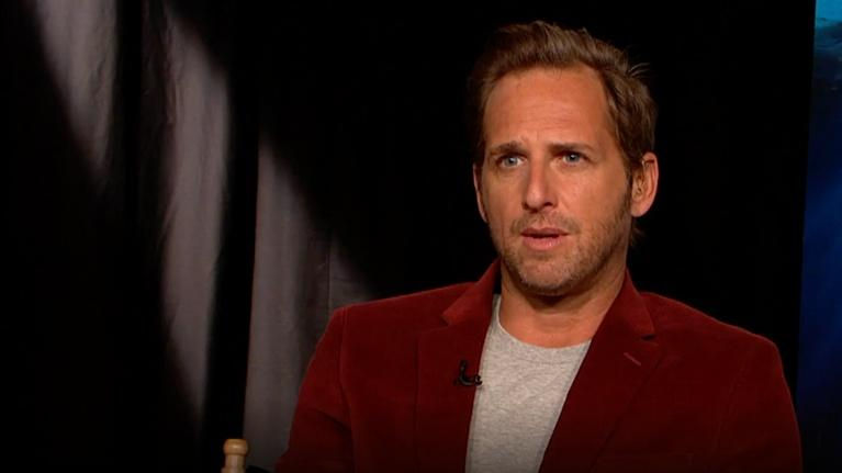 "Flicks: Josh Lucas for ""Breakthrough"""