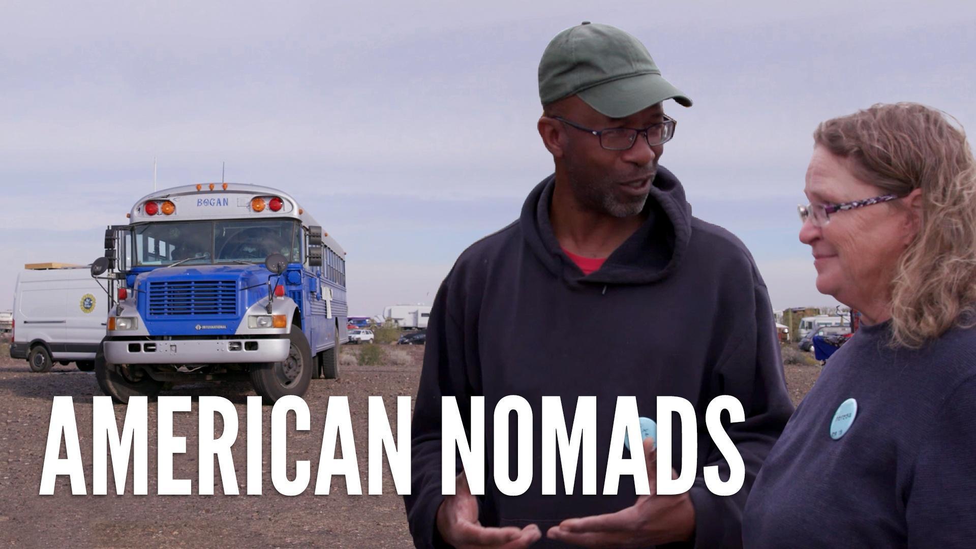 Thumbnail for: Van-Dwelling Mecca in Arizona | American Nomads, Ep. 6